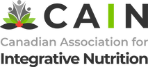 Canadian Association for Integrative Nutrition CAIN Logo