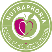 Nutraphoria School of Holistic Nutrition Logo