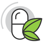 herbs and medicine icon for Natural Medicines Database